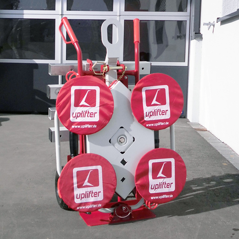 Transportgeraete-Transporthelfer