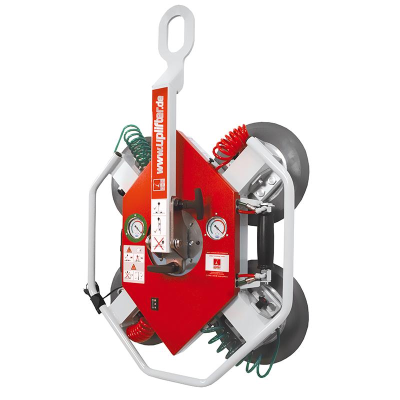Uplifter Vakumsauger UPG 350 kompaktes Befördern der manuellen Sauganlage